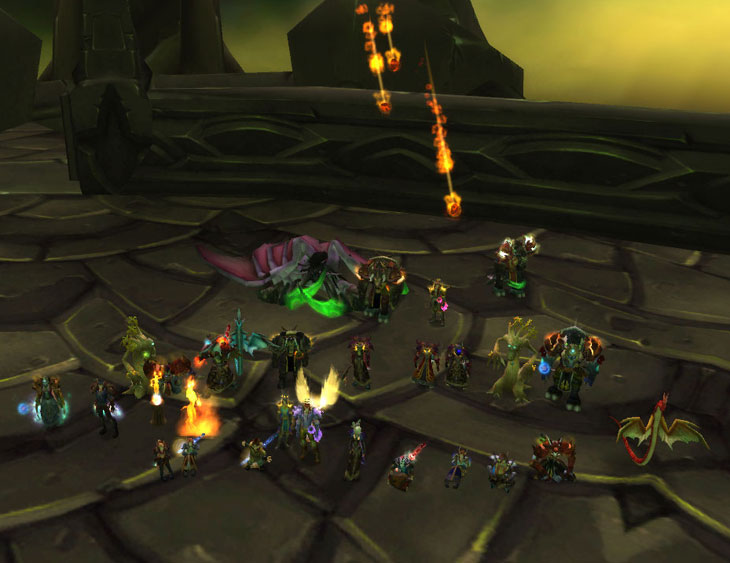 Illidan Kill